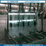 Vetro di finestra di vetro di vetro Tempered della radura poco costosa di prezzi