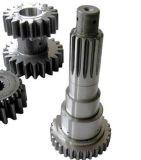 Engranaje grande para uso intensivo del eje de la maquinaria de construcción