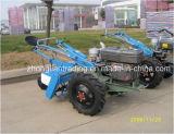 Tracteur de marche pour des marchés du Ghana Îles Maurice Madagascar Nigéria