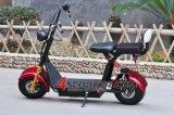 Automatización E-motocicleta con Big City Asiento Confort Coco