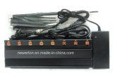Stationärer justierbarer Handy CDMA G/M GPS 3G WiFi Lojack, Signal-Blocker für alles 2g, 3G, 4G zellular, 433MHz, 315MHz, GPS, Wi-FI, VHF, Hemmer des Hemmer-4G UHFLojack