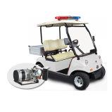 Hybride Generator-Golf-Karre mit vorderem Speicher-LKW-Fach und hinterem Ladung-Kasten