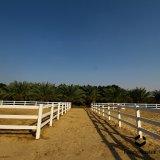 Ограждать винила лошади рельса верхнего качества 3