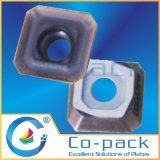 ステンレス鋼の自動鋼板端製粉の製造所の旋盤