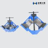 Ductilleの鉄からなされる速いグリップの溶接クランプ