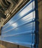 Folha ondulada revestida da telhadura da cor de PPGI/folha de aço da telhadura