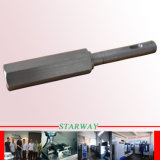 CNC che lavora con le parti del cuscinetto per acciaio inossidabile/plastica/parti di alluminio/d'acciaio