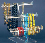 La vente en gros de bijoux présentoir acrylique