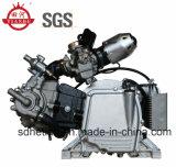 Preço baixo 48V 60V 72V DC arrefecidos a água Dínamo gerador a gasolina
