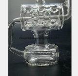 Glaspfeife 9-Inch für verteilendes Filter-Wasser-Rohr