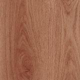 Pavimentazione di legno antistatica del vinile dello strato di effetto
