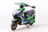 ذكيّ يتسابق درّاجة ناريّة كهربائيّة مع [ديسك برك] ([إم-016])