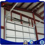 Structures métalliques légères préfabriquées pour le garage de véhicule de parasol