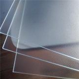 4mm 3,2mm baixa temperado vidro solar de ferro