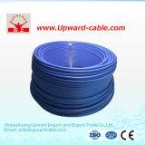 PVC에 의하여 격리되는 구리 유연한 전력 전화선