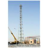 toren van de Toorts van de Antenne van het Staal van 15m Monopole