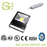 Ce RoHS Bridgelux alta qualità del chip da 45 mil indicatore luminoso di inondazione di lumen LED della garanzia da 3 anni alto