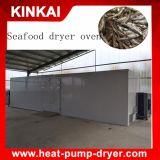 La macchina aria-aria di disidratazione dei frutti di mare, pesca il forno a scatti