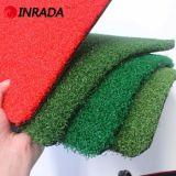 Herbe artificielle de synthétique de golf de vert de mise d'herbe mini