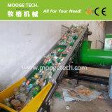 botellas de PET reciclado en escamas línea con la mejor calidad