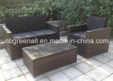 Deep Seating Group Rattan Wicker Furniture d'occasion