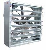 Escape de acero galvanizado de acero inoxidable con certificado CE ventilador