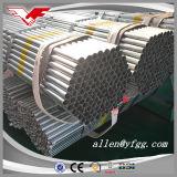Prezzo galvanizzato dei tubi d'acciaio dell'armatura del TUFFO caldo di Manufacturered 48.3mm