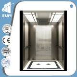 エッチングMirror Stainless Steel Speed 1.5m/S Passenger Elevator