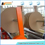 Máquina de alta velocidad del tubo del papel del espiral del cortador de la base