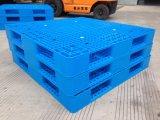 Pálete plástica dos lados dobro Stackable resistentes para a venda