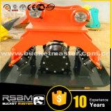 Placa de vibração hidráulica de alta qualidade para escavadeira t 1-80do Compactador