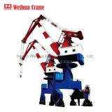 Quayside Weihua portail mobile de la grue à conteneurs Prix 40t 50t 100T 150t