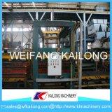 Ligne de moulage de fer de moulage de qualité utilisée dans la fonderie
