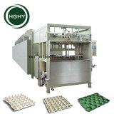 Hghy precio de fábrica de pasta de papel bandeja de huevos de residuos pequeños de la máquina