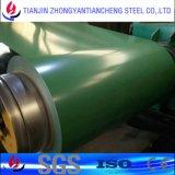 중국 제조자 색깔은 강철 공급자에 있는 강철 코일을 입혔다