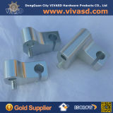 Алюминиевые части с частями CNC конструкции клиента подвергая механической обработке