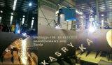 Автомат для резки металла CNC плазмы для линии ткани трубы