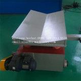 Hydraulische Decoiler met de Auto van de Lading en met het Rechtmaken van Machine 10 Ton