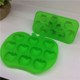 Hot Selling Cute Shape FDA Test Silicone Ice Forme