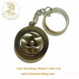 custom Personalised Gifts Engraved Security Awesome Company 아연 합금 Keychains