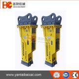 Neuer Kasten-hydraulischer Hammer-Felsen-Unterbrecher für Exkavator-Zubehör (YLB1400)