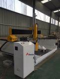 4 2040 Gravure de l'axe machine CNC Router 2000mmx4000mm la sculpture de la machine à mousse