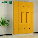 Het gele Gehele Comité van de Kleur Geen Kasten van het Personeel van het Frame