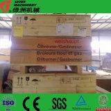 Equipamento de calcinação da gipsita Waste automática