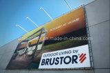 Banner van de Reclame Frontlit van Unisign de Super Vlotte Hete Gelamineerde