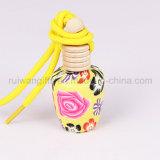 Популярная бутылка дух автомобиля подарка с деревянной крышкой, Freshener воздуха автомобиля, автоматическим распределителем Freshener воздуха