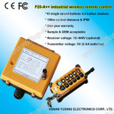 F23-a++ 12V 무선 라디오 원격 제어 RC 전송기 수신기