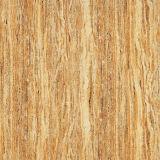 Azulejo rústico esmaltado de cerámica de madera 600*600 del azulejo de suelo del suelo de azulejo de la porcelana
