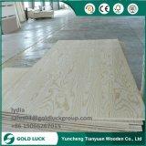 madera contrachapada del anuncio publicitario del grado de los muebles del abedul de Sapele del pino 4X8