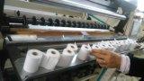 Papel térmico de alta precisión de la máquina cortadora longitudinal